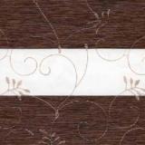 ткань Валенсия темно-коричневый