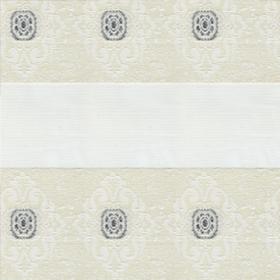 Дамаск белый 0225