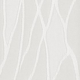 Жаккард black-out белый 0225