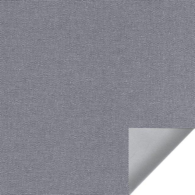 Альфа Alu black-out серый 1852