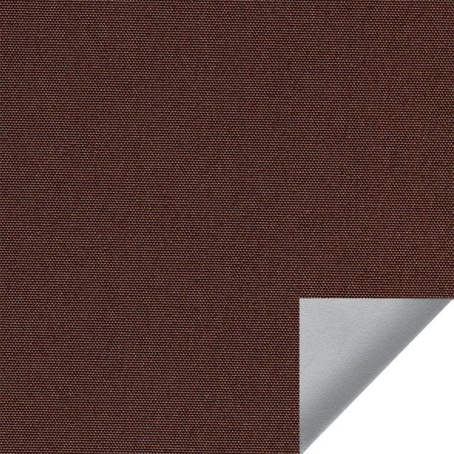 Альфа Alu black-out темно-коричневый 2871