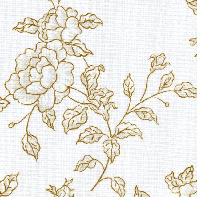 Китайская роза коричневый 2870