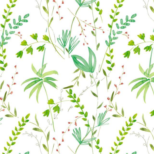 Джунгли белый 0225