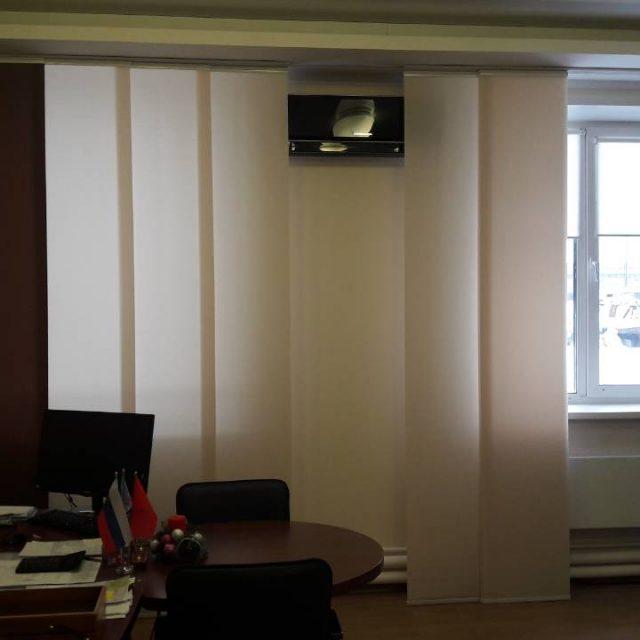 Японские панели в кабинете