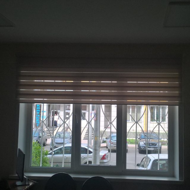 Рулонные шторы Зебра MGS